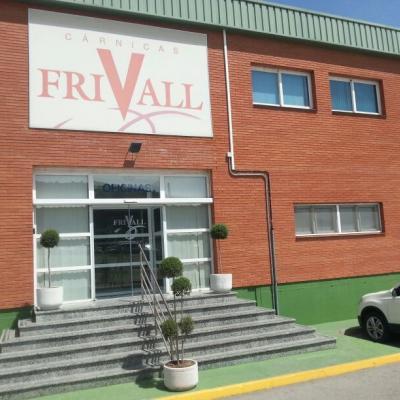 Fachada Frivall