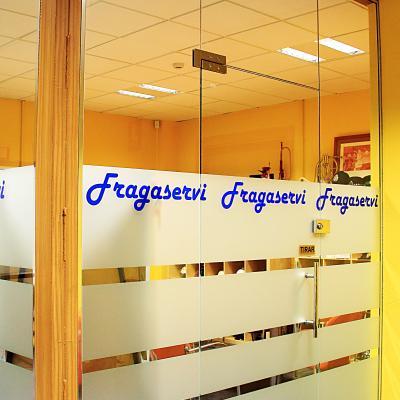 División oficina Fragaservi