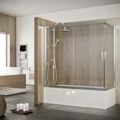 Mampara de baño Hali