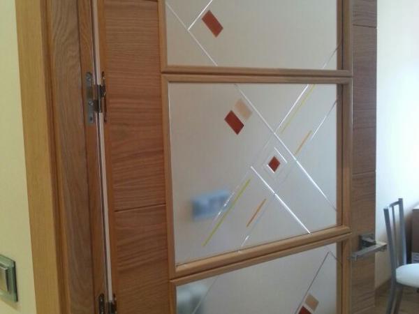 Cristales decorativos para puertas de interior dise os - Cristales para puertas ...