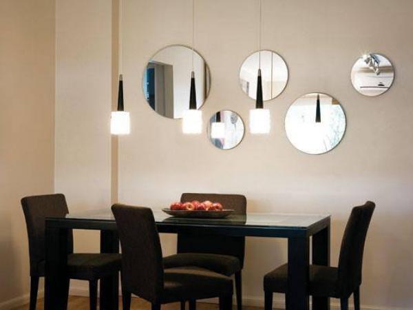 Espejos en el salon espejos de diseo para el saln Espejos decorativos salon